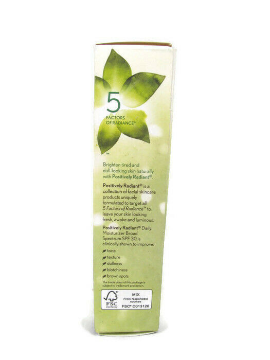 Aveeno Positively Radiant Daily Moisturizer With Sunscreen SPF30 2.5fl Oz image 4