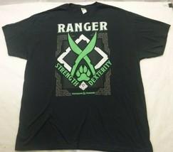 Dungeons & Dragons Ranger Strength Dexterity Short Sleeve T-Shirt 2XL Mens - $29.05