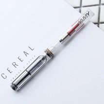 LAMY Safari Fountain Pen Limited Edition Transparent Business Office Fin... - $28.04