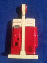 "1993 Coca Cola Vintage Salt and Pepper Vending Machine Shakers 7 1/2"" Ta... - $18.00"