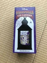 Disney Halloween LED use lantern night lamp Mickey & Minnie unopend from... - $89.99
