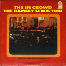 The Ramsey Lewis Trio - The In Crowd MONO (VG+/VG+) [B2-1862] LP record - £14.90 GBP