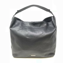 Rebecca Minkoff HS16IMOH13 Isobel Hobo Black Leather Women's Bag