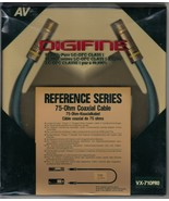 Reference Series - 75 Ohm Coaxial Cable - AV - VX-710PRO - 1 m / 3.25' -... - $3.91