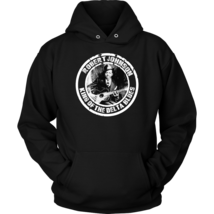 Robert Johnson King Of The Delta Blues Unisex Hoodie Hooded Sweatshirt - $39.99