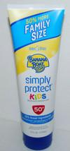 Banana Boat Simply Protect Kids SPF 50+ Tear Free 9 oz Sunscreen Lotion ... - $8.99