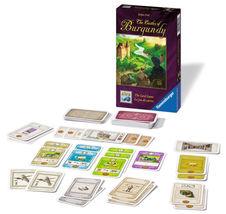 The Castles Of Burgundy Card Game Ravensburger RVN 81503 - $29.99