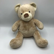 """Build A Bear Asthma & Allergy Friendly Soft Tan and Brown 16"""" Sound Not ... - $19.79"""