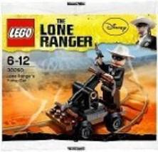 LEGO 30260 Lone Ranger Pump Car - $10.53