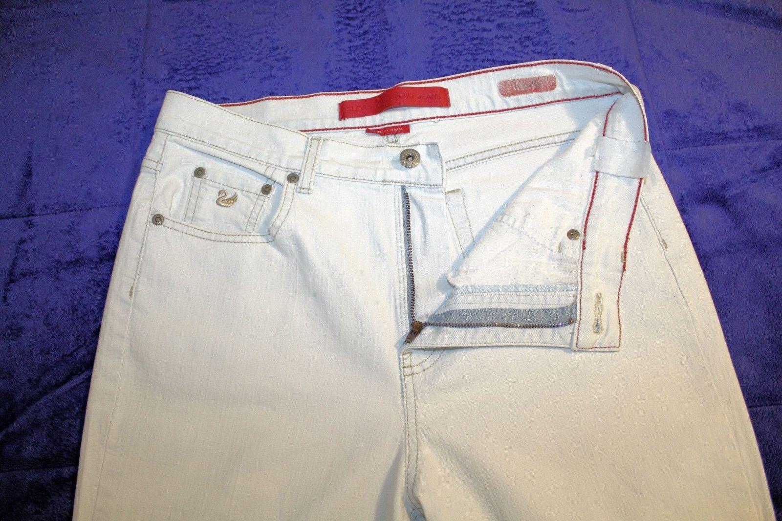 GLORIA VANDERBILT GISELLE Women's 32 x 32 Stretch Boot Cut Jeans Possibly Sz 12