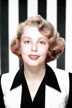 Arlene Dahl Classic Hollywood Portrait 24x18 Poster - $23.99