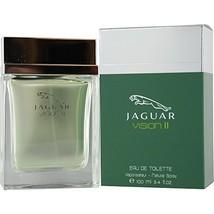 Jaguar Vision II Eau De Toilette Spray for Men, 3.4 Ounce - $30.68