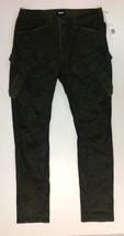 Hudson Flynn Camouflage Slim Fit Cargo Pants , Size 30 MSRP $265 - $133.64