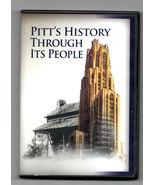 Pitt's History Through its People DVD,( Univ. Pittsburgh) - $12.00
