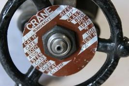 "Crane B3604XUT Gate Valve 1/2"" Class 800 1975 psi New image 2"
