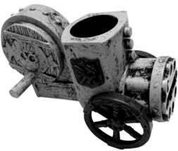 Battlegrounds Crossbows & And Catapults, 2007, Gatling Gun (Knights, gray) - $24.99