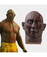 mask cosplay drax the destroyer mask latex adult full head breathable halloween party thumbtall