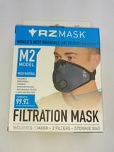 RZ Mesh Mask M2 Multi-Purpose Air Filtration + 2 filters Size Medium  - $85.50