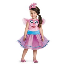 Disguise Abby Tutu Deluxe Costume, Large 4-6x - £32.32 GBP