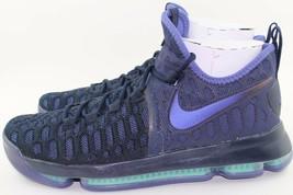 "KD 9 ix ""Dark Purple Dust"" Men size 11.0 Basketball Legitimate New - $188.09"