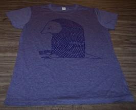 WOMEN'S TEEN BAD BOOKS Band ARMADILLO T-shirt LARGE NEW - $19.80
