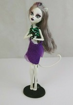 """Monster High Catrine DeMew 11"""" Doll With Outfit & Brush. Without Stand - $19.24"""
