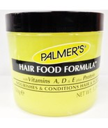 PALMER'S HAIR FOOD FORMULA WITH VITAMINS A, D & E PLUS PROTEIN 5.25oz - $4.94