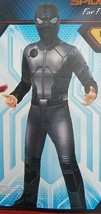 NEW Spiderman Far From Home Halloween Costume Black Marvel Rubies Boys S... - $22.72