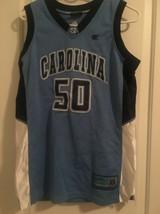 Colosseum North Carolina Tarheels Boy's Jersey NCAA Top Sz Youth 16-18 Shirt - $51.00
