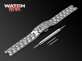 14mm for TISSOT watch metal steel Bracelet Strap Band Stylis-T Ladies Si... - $37.00