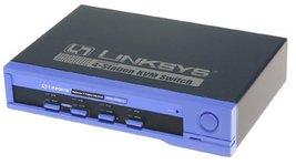 Cisco-Linksys SVIEW04 ProConnnect 4-station CPU KVM Switch - $111.15