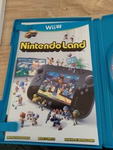 Nintendo Wii U Nintendo Land ~ COMPLETE image 2