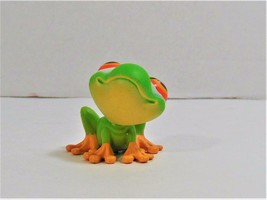 Littlest Pet Shop Prettiest Pet Show Replacement Frog Game Pawn - $4.95
