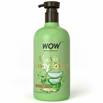 WOW Aloe Vera Body Lotion, Ultra Light Hydration, 300ml - $25.74