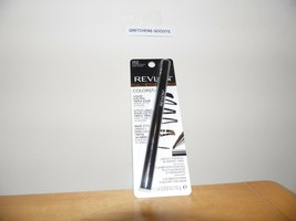 Revlon Colorstay Liquid Eye Pen Triple Edge #002 Blackest Black - $6.92