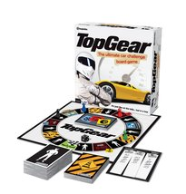 Top Gear Board Game - Ultimate Car Challenge - $89.00