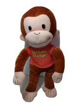 Curious George Stuffed Animal Monkey with sweater Kellytoy  - $14.57