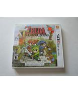 The Legend of Zelda: TriForce Heroes Nintendo 3DS COMPLETE - $10.68