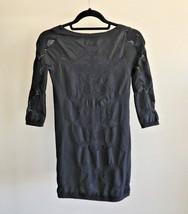 Free People Intimately Black Lace Bodycon Mini Dress (M/L) Nwt $88 - $50.00