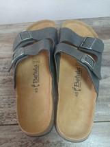 Gently Used BIRKENSTOCK Betula 2 Strap Sandal Sz 45 Arizona Summer Shoes - $29.65