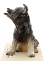 Hagen-Renaker Miniature Ceramic Dog Figurine German Shepherd Pedigree Pup image 3