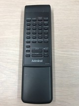 Admiral G1002GE Remote Control Tested And Cleaned                    P9 - $5.99