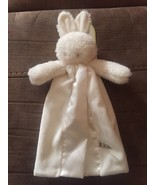 """Carrots Bunnies By The Bay """"Little Buddy"""" White 11"""" Bunny Rabbit  Lovey ... - $21.46"""