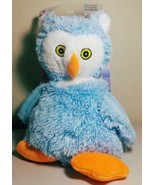 NEW BEAD BUDDIES BABY BLUE OWL HOT AND COLD AROMATHERAPY MICROWAVEABLE F... - $11.75