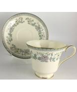 Minton Bordeaux Cup & saucer  - $15.00