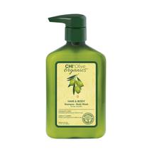 CHI Olive Organics Hair & Body Shampoo Body Wash 11.5oz - $24.00