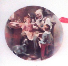 "Norman Rockwell Collector's Plate ""The Toymaker"" by Knowles #22 1st Edit... - $49.50"