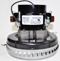 Ametek Lamb 5.7 Inch 240 Volt B/S 1 Stage Peripheral Bypass Motor 116271-00 - $203.70
