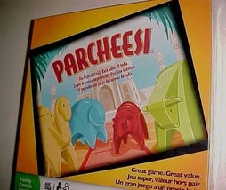 Parcheesi Family Game Hasbro Parker Brothers 2009 New - $98.01