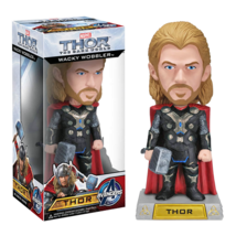 Thor Dark World Movie Thor Wacky Wobbler Bobble-Head Funko - $12.00